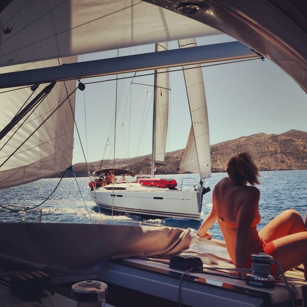 Afternoon Sail to Dhokos